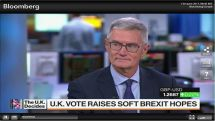Didier Saint-Georges on Bloomberg TV